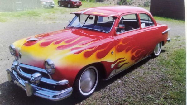1951 FORD CUSTOM DELUXE  for Sale $28,049