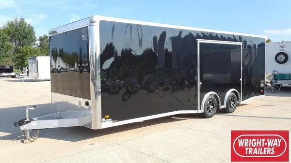 2020 Bravo 8.5X24 Car / Racing Trailer Aluminum  for Sale $22,995