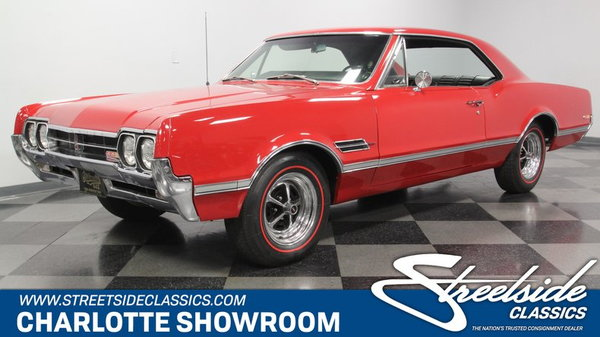 1966 Oldsmobile 442  for Sale $51,995