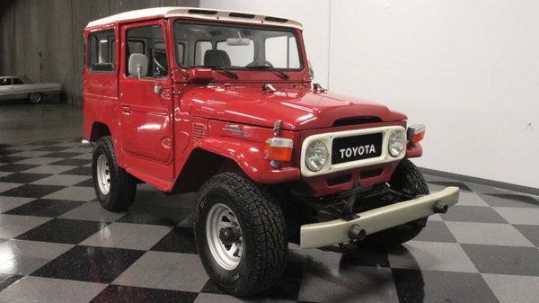 1961 Toyota FJ40 Land Cruiser  for Sale $30,995