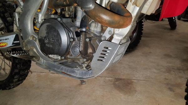 Super Clean 2004 Honda CRF450R