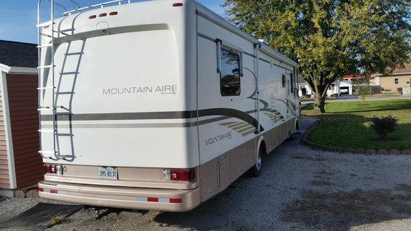 99 newmar mountain air class a  for Sale $19,500