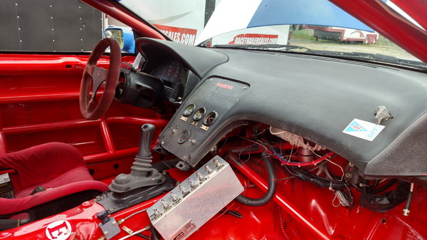 1991 300ZX Turbo Road Race Car Vintage   for Sale $28,000