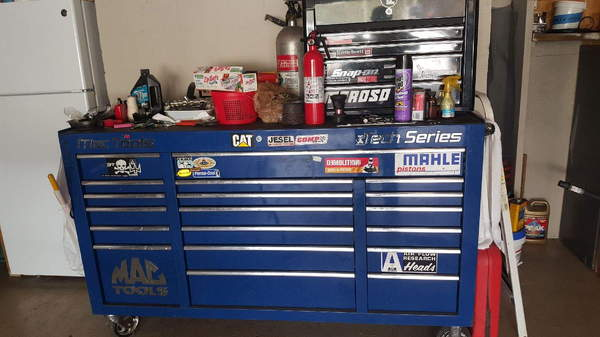 MAC TECH SERIES TOOLBOX  for Sale $3,000