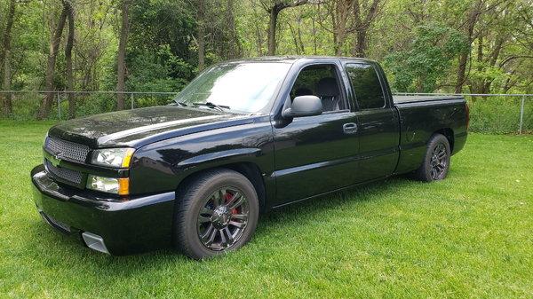 2003 Chevrolet Silverado 1500  for Sale $26,500