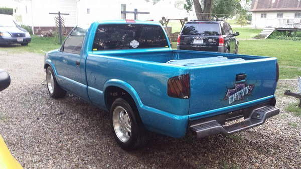 1994 Chevrolet S10 For Sale In Lancaster Oh Price 6