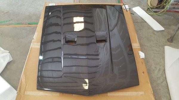 1969-1970 Mustang hood, Carbon Fiber  for Sale $1,000