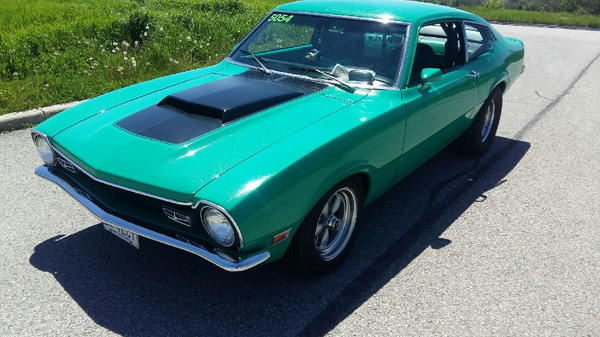 1972 Ford Maverick  for Sale $19,000