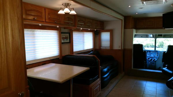 2005 40' Optima Motorhome 450HP Mercedes 10 Speed Automatic  for Sale $124,900