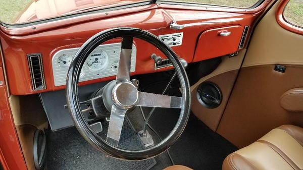 1937 ford frame off restored trade for chevelle cv