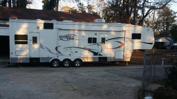2006 Toy Hauler  for Sale $25,000