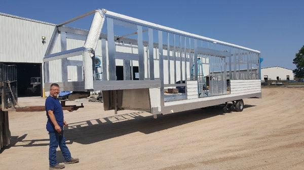 2022 4-Star Aluminum Toyhauler  for Sale $199,000