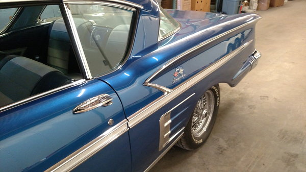 1958 Chevy Impala  for Sale $59,900
