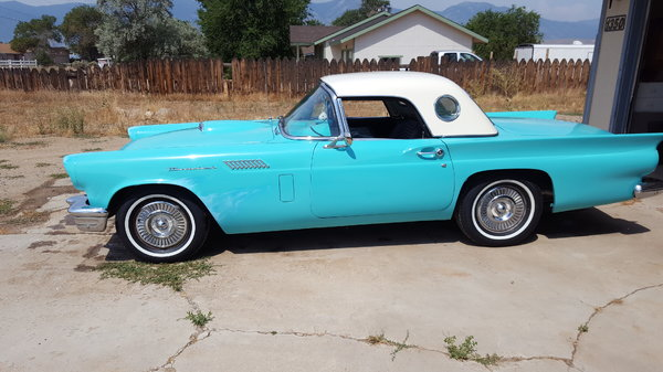 1957 Ford Thunderbird  for Sale $28