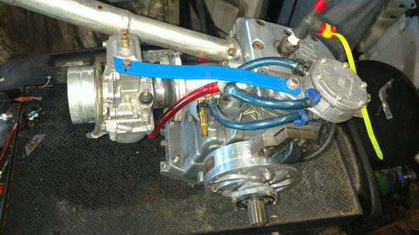 10.90 raptor motor  for Sale $700