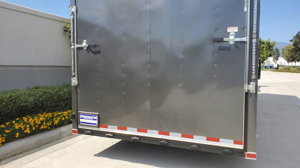 2020 ROCK SOLID CARGO 8.5 X 28 TA 7000 LB V-NOSE  for Sale $11,495