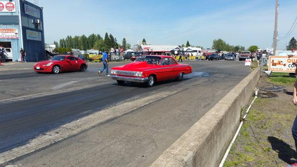 62 Chevrolet Belair  for Sale $35,000
