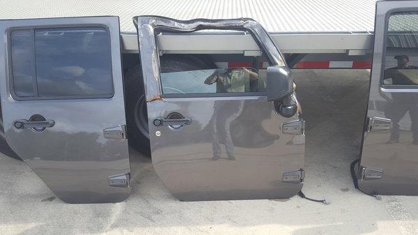 Wrangler Jeep Rubicon 2016, 4 Doors  for Sale $400