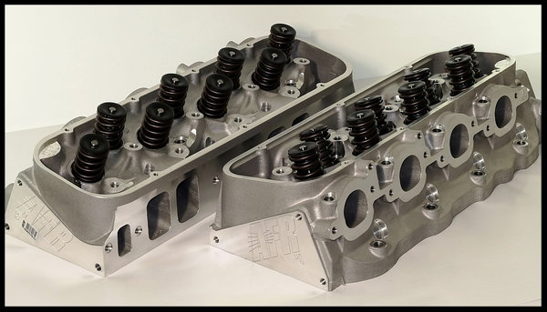 BBC CHEVY 632 STAGE 9.5 MERLIN IV, AFR HEADS,  MOTOR 812HP  for Sale $11,495