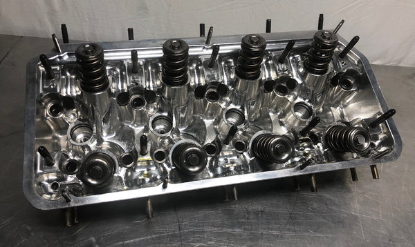 Snyder/VED Hemi Alcohol Heads Complete  for Sale $7,500