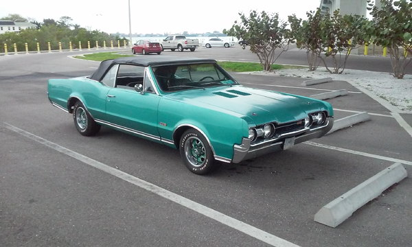 1967 Oldsmobile 442  for Sale $26,900
