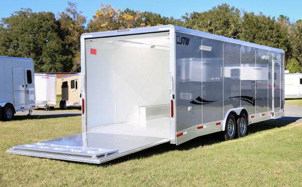28 foot Race Car Hauler  for Sale $24,480
