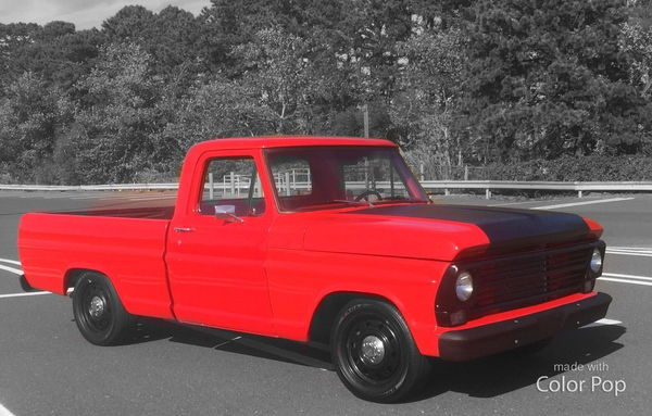 1967 Ford F-100  for Sale $14,000
