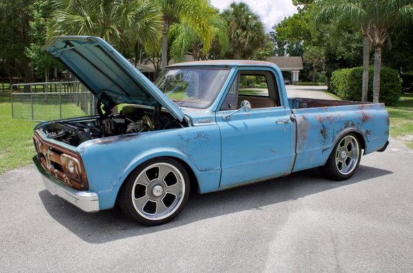 1967 GMC C15/C1500 Pickup  for Sale $47,950
