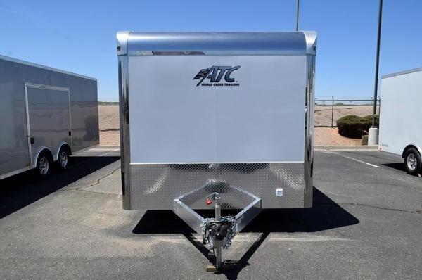 2018 ATC Trailers 24' Car Hauler Plus