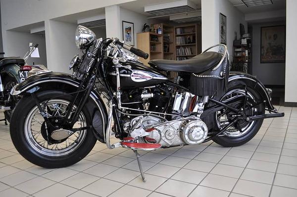 1941 Harley Davidson EL knucklehead  for Sale $17,000