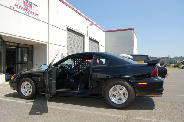 1997 Radical Turbo Mustang Cobra project  for Sale $20,000