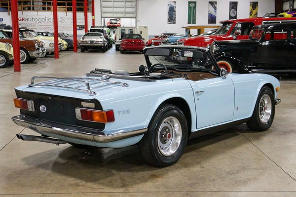 1973 Triumph TR6  for Sale $17,900