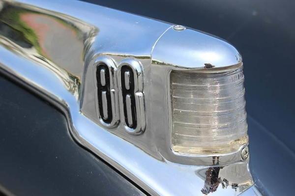1950 Oldsmobile 88 Fastback  for Sale $25,900