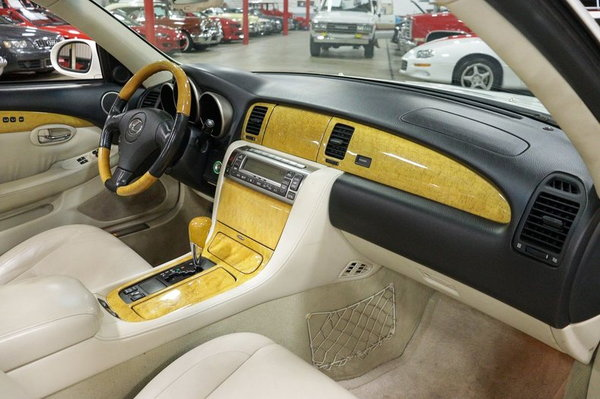 2002 Lexus SC430  for Sale $18,900