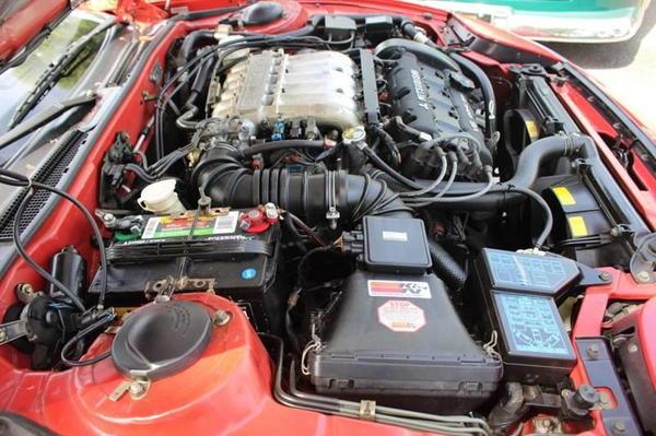 1991 Mitsubishi 3000GT SL 2dr Hatchback  for Sale $11,900