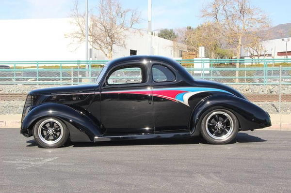 1937 Ford Coupe  for Sale $53,900