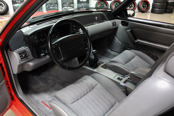 1993 Ford Mustang  for Sale $39,900