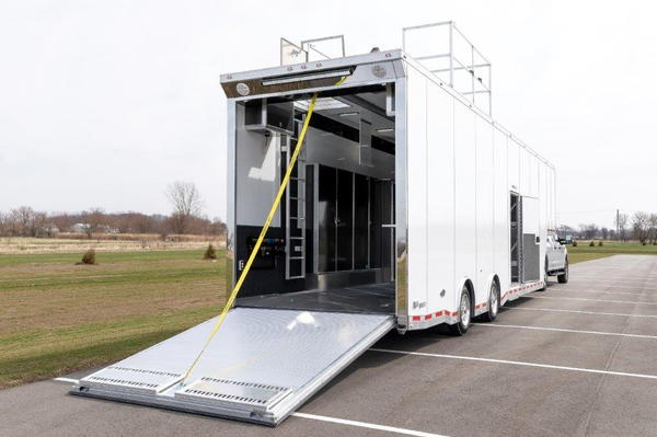 2019 ATC Quest Aluminum Sprint Car Trailer