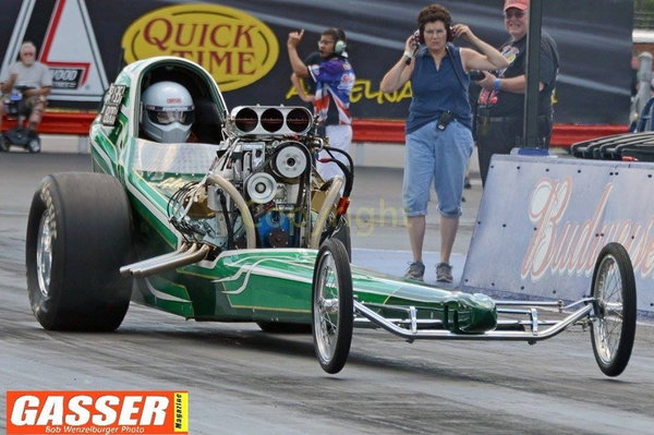 Front Engine Dragster  for Sale $40,000