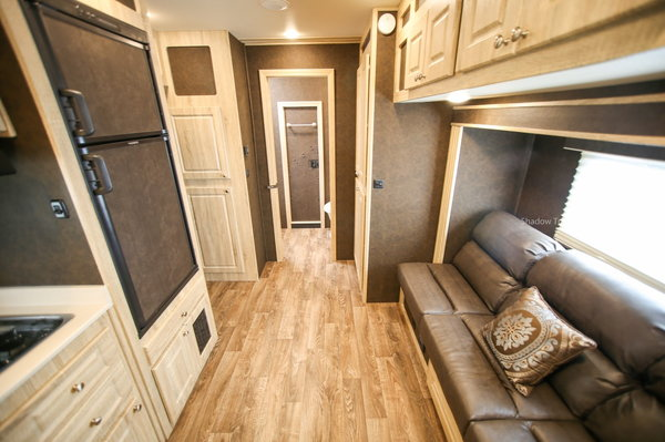 24 Foot Rolling Garage with Living Quarters  for Sale $64,880