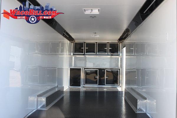 24'ft. Nitro 12K LED-X-Height Nitro Race Trailer Wacobillcom