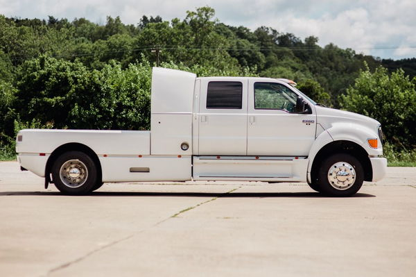 FORD F650 SUPERCREWZER ONLY 58K MILES  for Sale $49,950