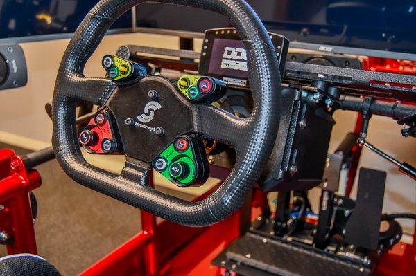SIMCRAFT APEX 4 PRO – Professional Racing Simulator  for Sale $549,000