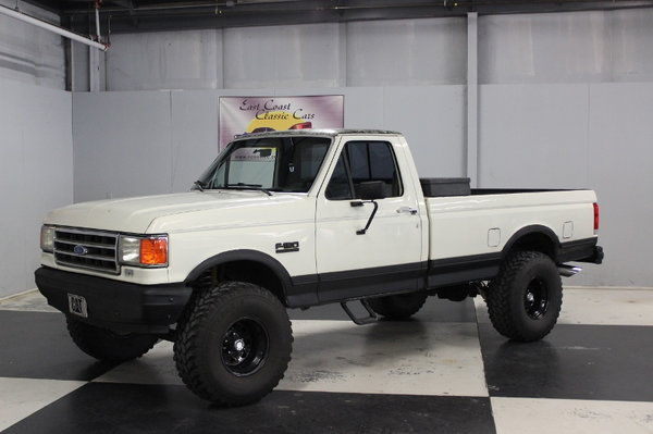 1989 Ford F-150  for Sale $4,200