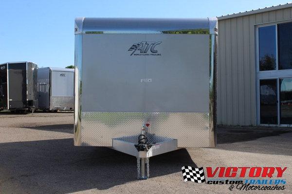 ATC 8.5'x20' Aluminum Car Hauler