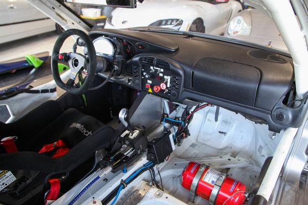 2004 Porsche (996.2) 911 GT3 Cup (Supercup)  for Sale $118,000