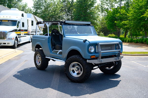 International Scout Beach Buggy Dream  for Sale $70,000