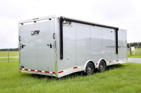 2020 STW Enclosed 24' Cargo/Toy Hauler BP