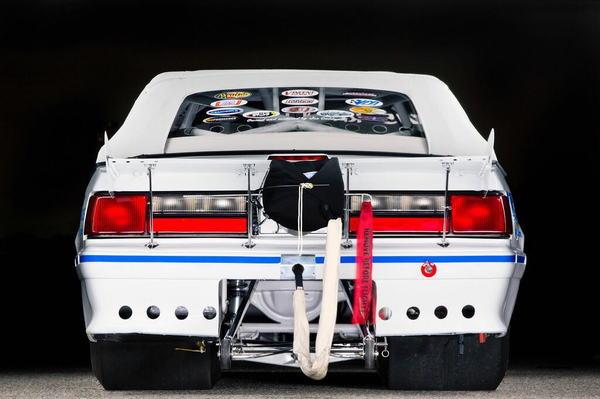 RACIN JASON 1987 Mustang GT Convertible  for Sale $85,000