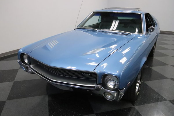 1969 AMC AMX Go Package  for Sale $36,995
